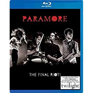 Paramore - The Final Riot! [Blu-ray] (2009)