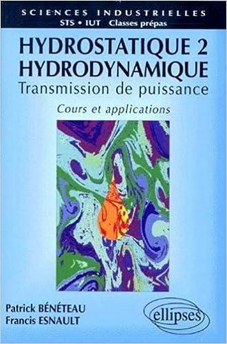 Ebook Magazine Telechargement Gratuit Hydrostatique Tome 2