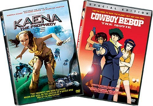 Kaena - The Prophecy / Cowboy Bebop The Movie