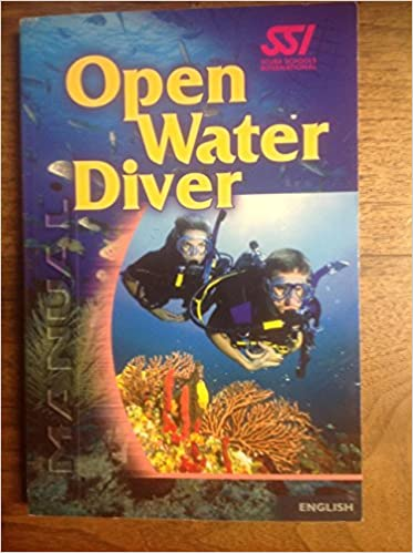 Open water diver.