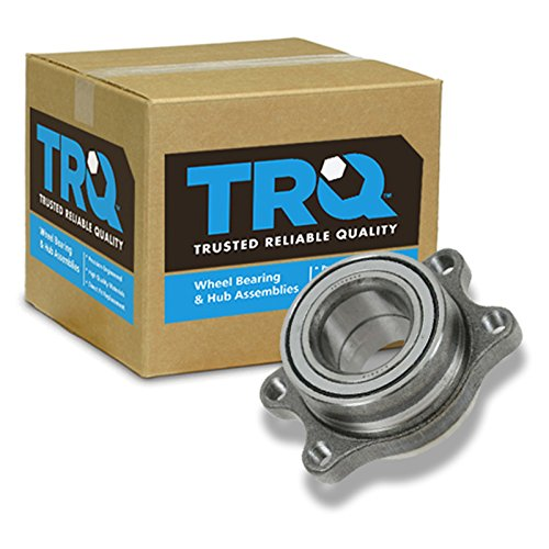 TRQ Rear Wheel Hub Bearing Module Driver or Passenger for Nissan 240SX 300ZX