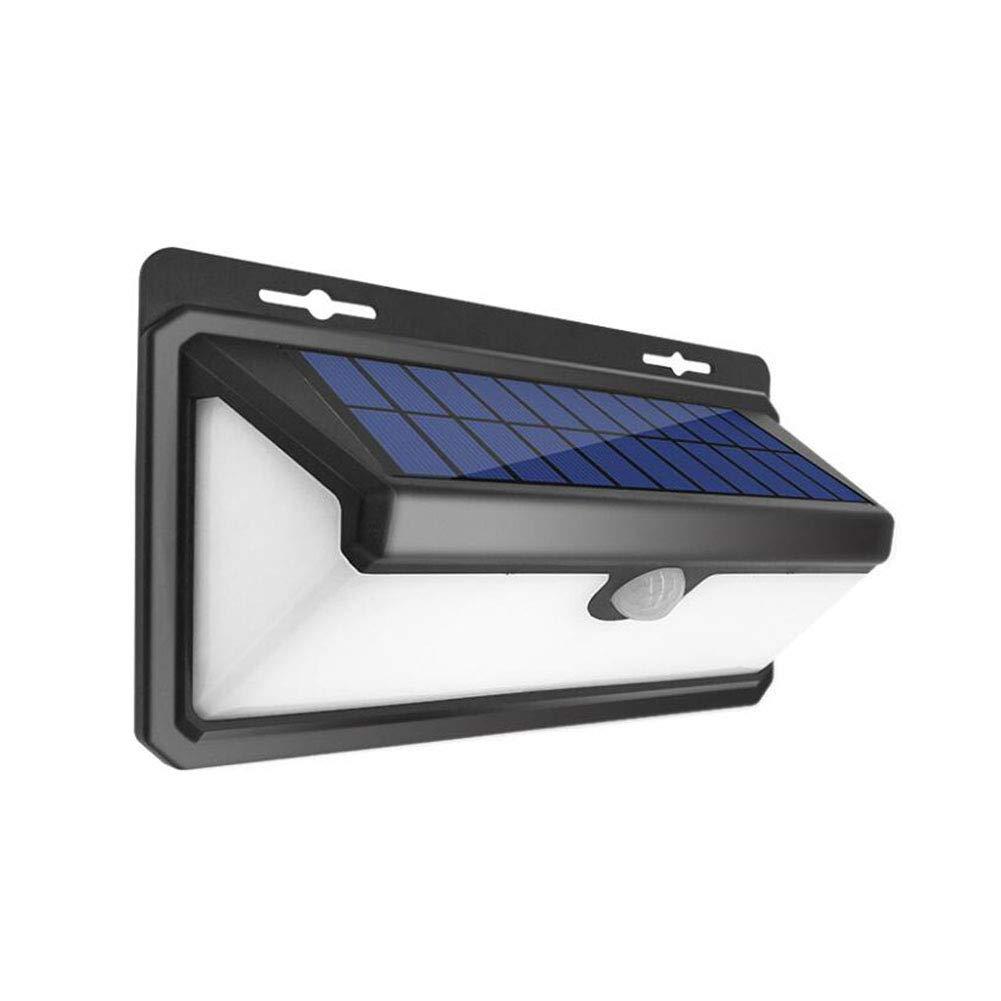Suguoguo 100LED Solar Licht, PoweROT Bewegungssensor Wandleuchte  Herrenchlichen Körper Infrarot Licht Im Freien Wasserdichte Garten Sicherheit Licht