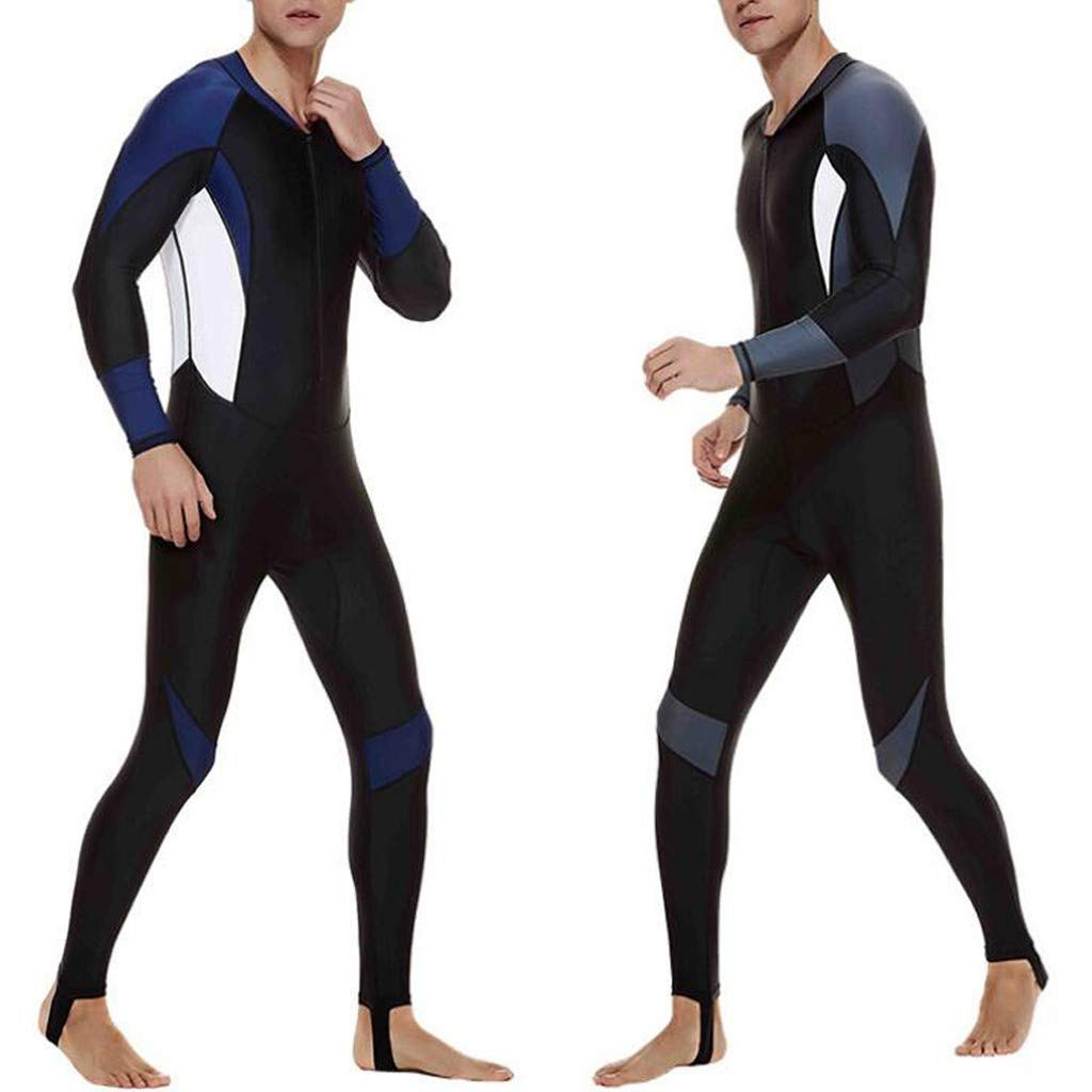 Clearance Sale! Wetsuit Men Full Surfing Suit Shorty 3/4mm, 4/6mm Diving Snorkeling Swimming Jumpsuit Alalaso
