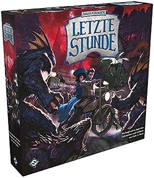 Fantasy Flight Games FFGD1038 Arkham Horror - Juego de mesa (contenido en alemán): Amazon.es: Juguetes y juegos