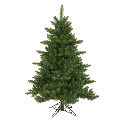 Fir Unlit Artificial Christmas Tree (Vickerman 45' Unlit Camdon Fir Artificial Christmas Tree)