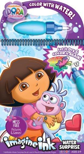 Bendon Dora the Explorer Water Surprise Book by Bendon Pu...