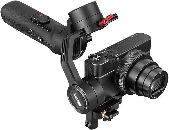Zhiyun Crane 3 Axis Stabilized Handheld Gimbal for: Amazon.co.uk: Camera & Photo