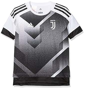 adidas Juve H Preshi Y Camiseta Juventus de Turín, Niños: Amazon.es: Ropa y accesorios