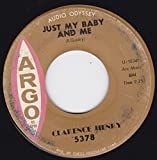 45vinylrecord But I Do/Just My Baby And Me (7