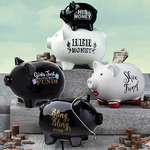 PRINZ Shoe Fund Piggy Bank