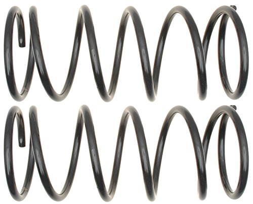 ACDelco 45H2158 Professional Rear Coil Spring Set (Coil Pathfinder Springs Nissan)