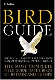 img - for Collins Bird Guide: The Most Complete Field Guide to the Birds of Britain and Europe by Lars Svensson (1998-12-03) book / textbook / text book