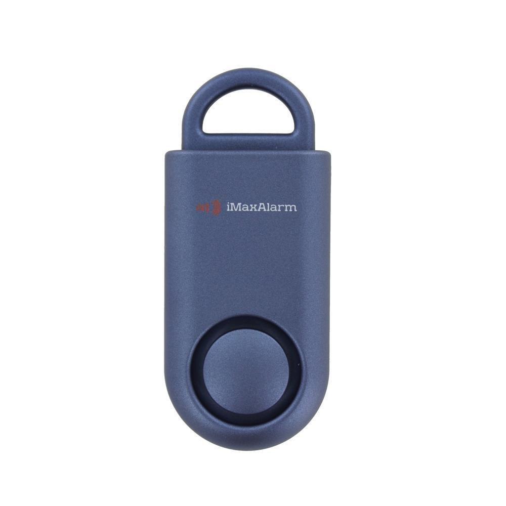 iMaxAlarm SOS Alert Personal Alarm - 130dB Alarm - Safety & Security Emergency Device - Matte Blue by iMaxAlarm (Image #1)