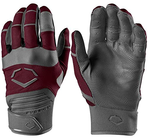 EvoShield Aggressor Batting Gloves – DiZiSports Store