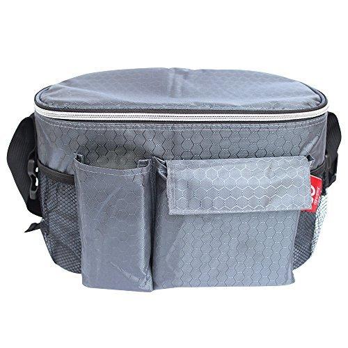 7b3c894cad87 Alpha Armur Adult Lunch Box Food Cooler Bag Waterproof Insulated Lunch Bag  Men & Women Reusable Lunch Tote Bag Work, School Camping Picnic Cooler Bag  ...