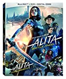 Alita Battle Angel (Bilingual) [Blu-ray + DVD + Digital Copy]