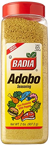 (Badia Adobo with Pepper 2 lb)