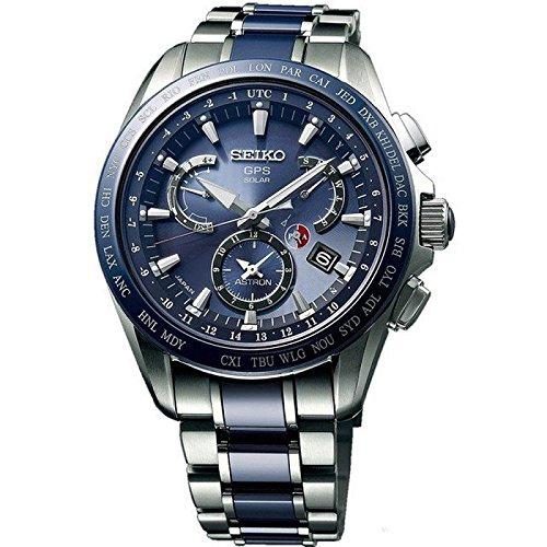 Watch Seiko Astron Sse043j1 Mens Blue