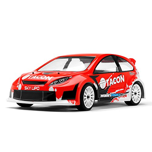 Rc Rally Game - 1/12 Scale Tacon Ranger Rally Car RC Brushless Ready to Run