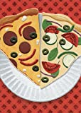 Pizza Slices - Avanti APress Anniversary Card