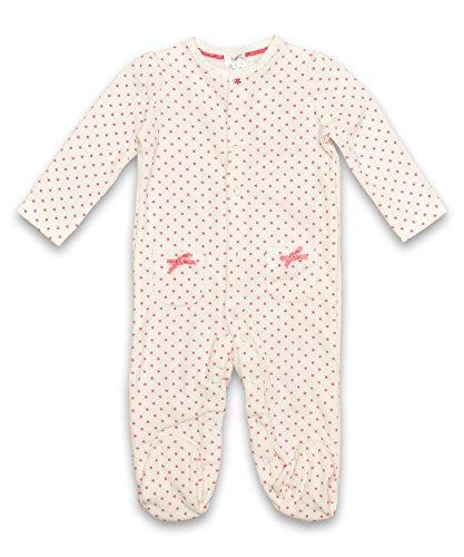 Desconocido Terrycloth Bebé Pelele Onesies (lunares rosa/rayas color azul) Dotty Pink Talla:0-3 Meses: Amazon.es: Bebé