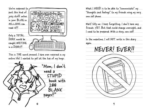 Dork Diaries 1: Tales from a Not-So-Fabulous Life by Aladdin Paperbacks (Image #2)