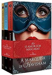Kit - O Amor Sob Máscaras
