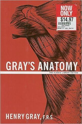 Gray S Anatomy 9781581736908 Medicine Health Science Books
