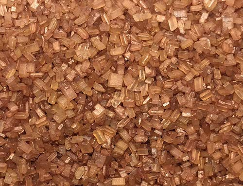 Ultimate Baker Copper Decorating Sugar - Kosher Certified Natural Large Crystal Decorating Sugar (1lb Bag Copper Color Sugar) by Ultimate Baker (Image #3)