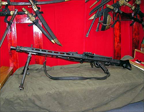 Military Machine Guns MG-42 Wall Art, Pop Art, Poster, Art Prints | Rare Posters