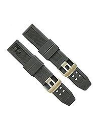 Watchband TOOPOOT 23cm Replacement Watch Wrist Strap Wristband For Luminox watch