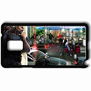 Personalized Samsung Note 4 Cell phone Case/Cover Skin 25 To Life Black by supermalls