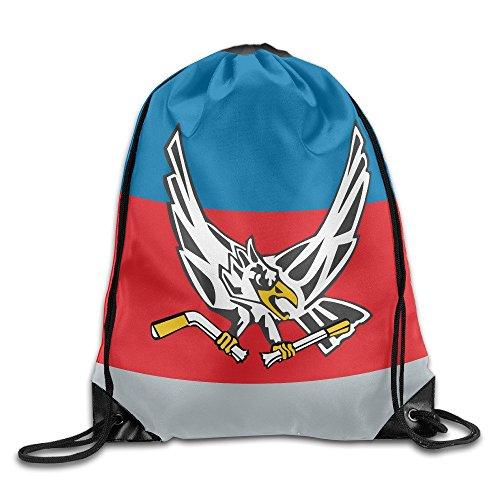 HAOHAO Men's Eagles Logo Drawstring Backpacks/Bags