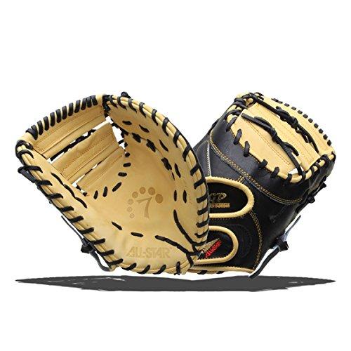 All Star System 7 Baseball First Baseman's Mitt - Left Hand Throw by All star