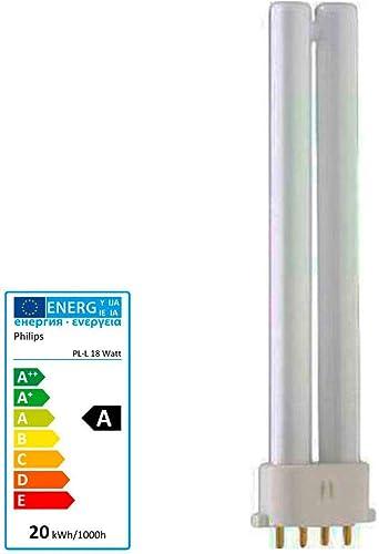 PHIL Kompaktleuchtstofflampe Master PL-L 36W 830//4P 1CT//25