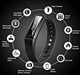 Fitness Tracker,Smart Bracelet StarMiUp Bluetooth Call Remind Remote Self-Timer Smart Watch Activity Tracker Calorie Counter Wireless Pedometer Sport Band Sleep Monitor For Android iOS Phone