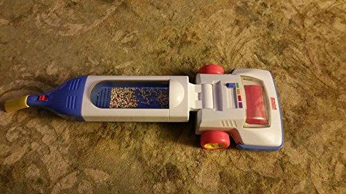 Fisher Price Vintage Child Size Vacuum Pop and Pretend Clean Helper