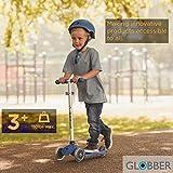 Globber V2 3 Wheel Adjustable Height Scooter