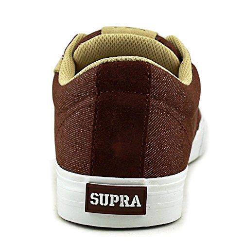 MAHOGANY Women's WHITE Supra Stacks II Sneaker WPBB7HO