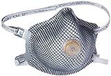 Tools & Hardware : Moldex 507-2315N99 N99 Premium Particulate Respirators, Half Facepiece, Adj Strap, Medium/Large, White (Pack of 10)