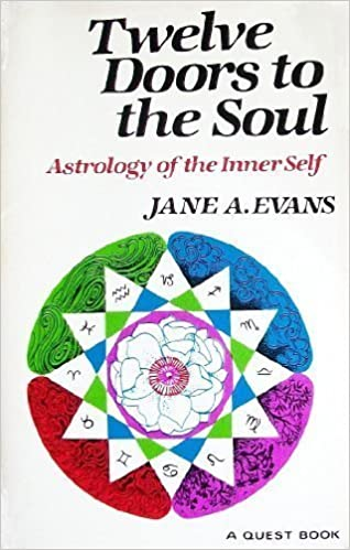 Amazon Com Twelve Doors To The Soul Astrology Of The Inner