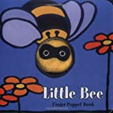 Little Bee: Finger Puppet Book (Little Finger Puppet Board Books)