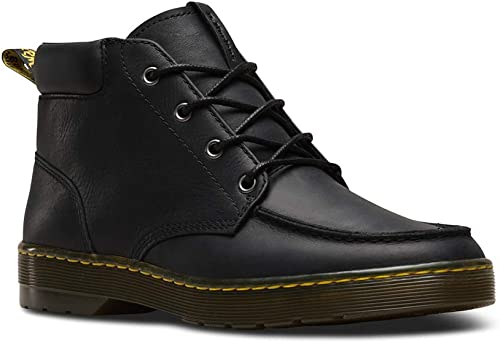 DrMartens Wyoming Boots HommeNoir and WilmotChukka MpqUGSLzV