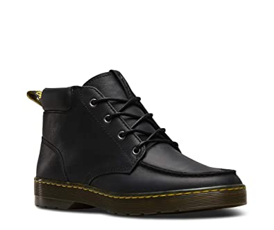 be29968db Dr. Martens Men's Wilmot Chukka Boots Wyoming and Black Pu - Polyurethane  001, 7