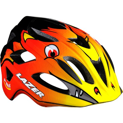 Lazer P'Nut Kids Junior Uni-size 45-53cm MTB Bike Cycling Safety Crash helmet by Lazer (Image #1)