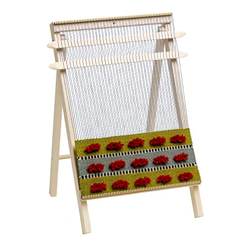 (Schacht Spindle Company School Loom with Stand, 15X21 inches (SL2200))