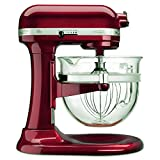 KitchenAid KF26M1QGD Pro 600 Deluxe Stand Mixer, Grenadine, 6 Qt Review