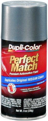 (Dupli-Color EBNS06047 Precision Gray Nissan Perfect Match Automotive Paint - 8 oz. Aerosol)