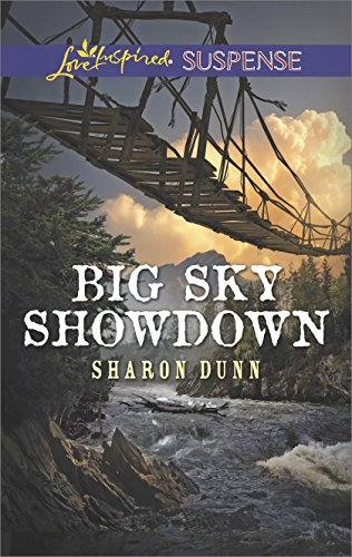 Big Sky Showdown: Faith in the Face of Crime (Love Inspired Suspense)