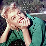 2018 Marilyn Monroe Calendar - 12 x 12 Wall Calendar - With 210 Calendar Stickers